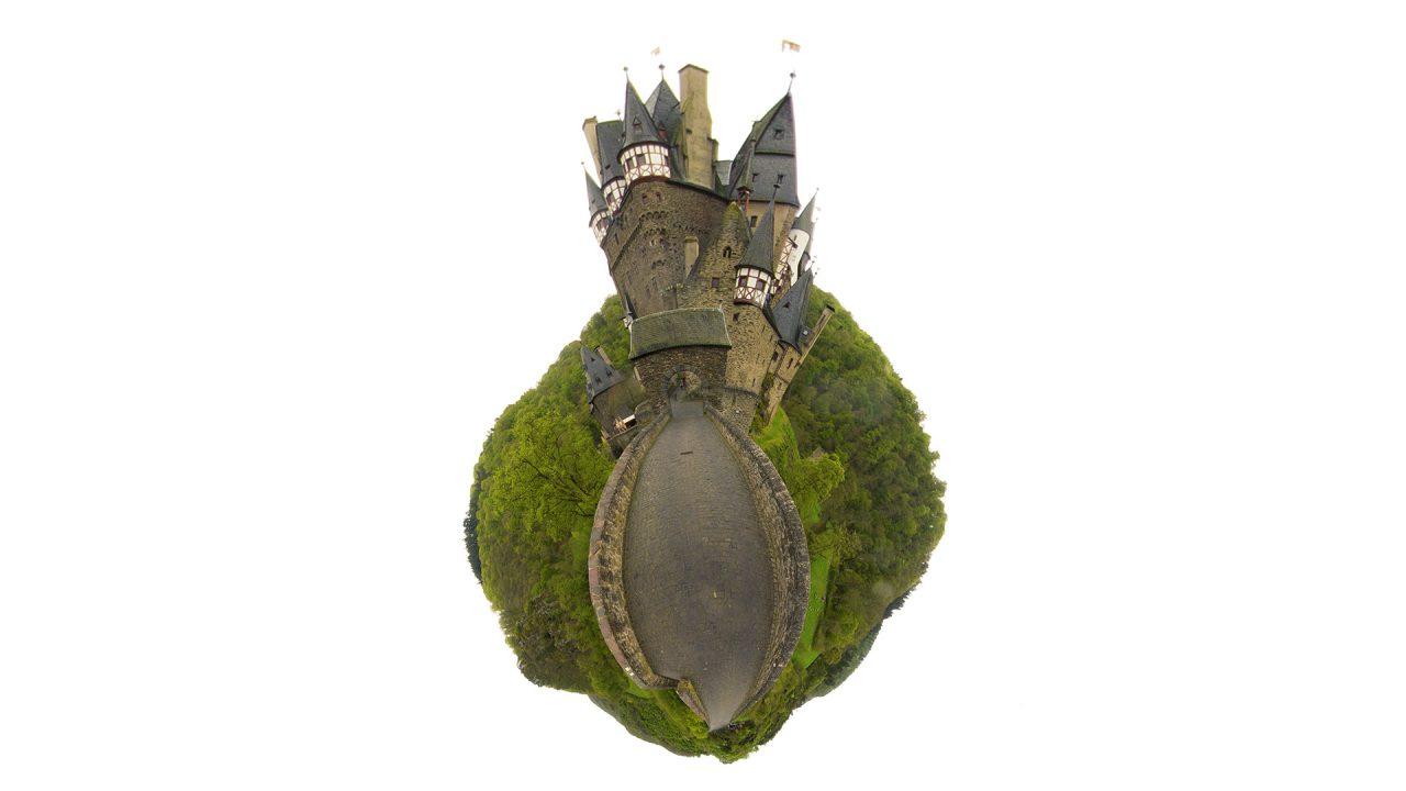 Burg Eltz – virtuelle 360 Grad Tour