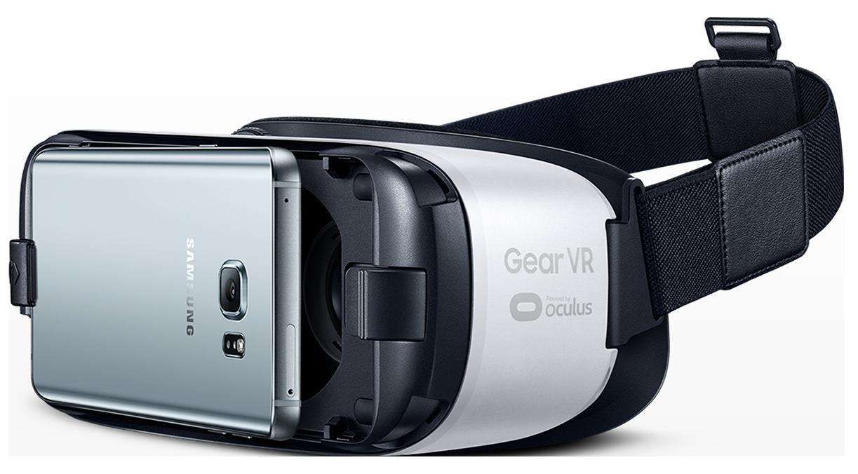 Samsung Gear VR Brille mit Samsung S7