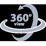 360 grad Rundgang virtual reality